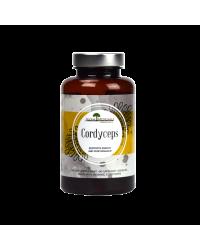 Cordyceps kapsuly - Balenie 90 kapsúl - 525 mg.
